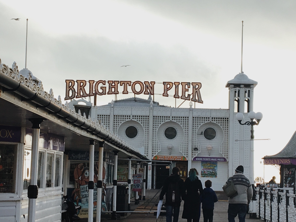 5 reasons why you should visit Brighton